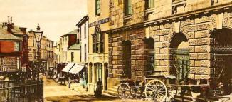 About St Austell Market House
