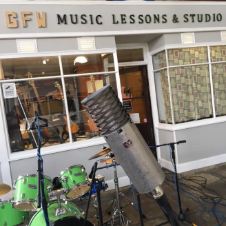 GFW Music Lessons & Studio