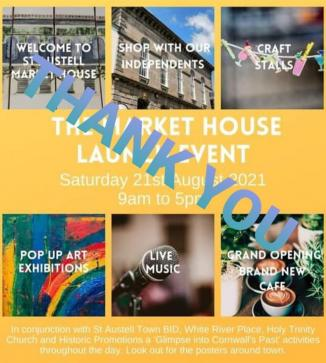 The Market House Launch Event